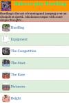Rules to play Hurdling screenshot 2/3