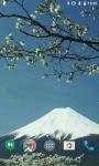 Sakura HD Video Live Wallpaper screenshot 3/4