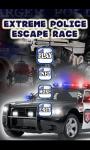 Extreme Police Escape Race screenshot 1/3