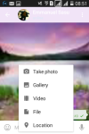HookApp Messenger screenshot 3/6