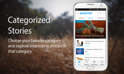 Magzter - News and Magazines screenshot 1/3