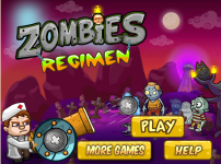 Zombies Regimen screenshot 1/3