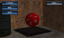 Board Dice Shaker 3D screenshot 2/6