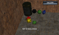 Board Dice Shaker 3D screenshot 5/6