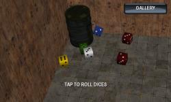 Board Dice Shaker 3D screenshot 6/6