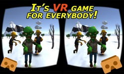 Ninja VR Zombie screenshot 1/4