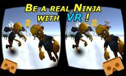 Ninja VR Zombie screenshot 2/4