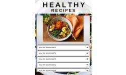 Healthy recipes 2 screenshot 1/3