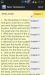NIV Holy Bible screenshot 5/6