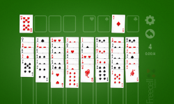 Simply Freecell screenshot 2/4