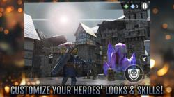 Heroes and Castles 2 extreme screenshot 2/6