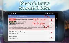 MobiTV Watch TV Live exclusive screenshot 4/4