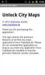 Unlock City Maps emergent screenshot 3/4