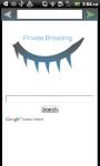 Shuteye Private Browser screenshot 1/2