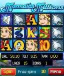 Free casino - Mermaids millions screenshot 1/1