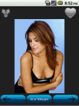 Eva Mendes Best Wallpaper screenshot 2/4