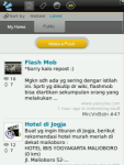 TheCrowdVoice Social News/Forum screenshot 2/6
