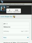 TheCrowdVoice Social News/Forum screenshot 6/6