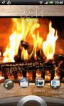 Fireplace LWP screenshot 2/2