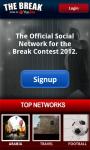 The Break Social by YuuZoo screenshot 1/5