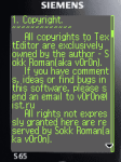 TextEditor screenshot 1/1