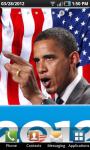 Barack Obama Campaign Live Wallpaper screenshot 2/3