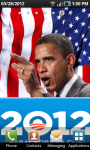Barack Obama Campaign Live Wallpaper screenshot 3/3