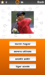 Greatest American Athletes Logo Quiz screenshot 1/6