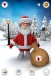 Talking Santa for iPhone screenshot 1/1