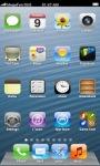 Fake iPhone 5 Slide LockScreen screenshot 3/6