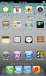 Fake iPhone 5 Slide LockScreen screenshot 4/6