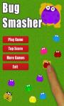 Bug Smasher Game screenshot 1/3