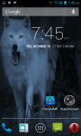 Wild Wolf Live Wallpaper Free screenshot 3/4