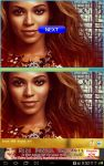 Beyonce FInd DIfferences screenshot 3/5