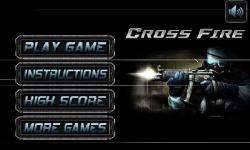 Cross Fire Games screenshot 1/4