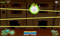 Backyard Battle screenshot 1/4