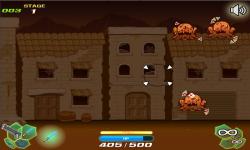 Backyard Battle screenshot 2/4