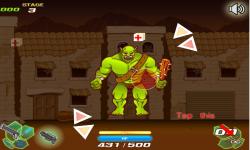 Backyard Battle screenshot 3/4
