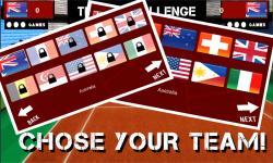 Title:  Tennis 3D – World Championship 2015 screenshot 3/4