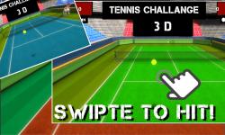 Title:  Tennis 3D – World Championship 2015 screenshot 4/4