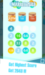 Marble 2048 screenshot 3/3