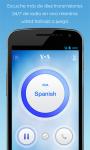 VOA Spanish Mobile Streamer screenshot 2/4