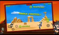 Captain War :  Zombie Killer screenshot 2/6