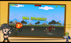 Captain War :  Zombie Killer screenshot 3/6