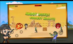 Captain War :  Zombie Killer screenshot 4/6