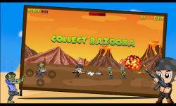 Captain War :  Zombie Killer screenshot 5/6