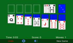 Solitaire - Card Game screenshot 1/5