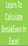 Calculate BreakEven screenshot 1/1