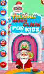Talking Santa Claus For Kids screenshot 2/6