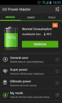 Battery Saver battery for Android screenshot 1/1